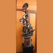 YORUBA HEAD DRESS